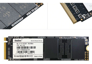 Ssd Pcie M.2 Pcie Nvme M.2 512 Gb 2280mm Hdd Para Laptop Pc