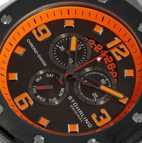 Relógio Stuhrling - Grand Chrono Apocalypse Xt