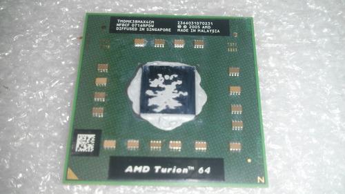Processador Amd Turion 64 Bits 2.2 Ghz