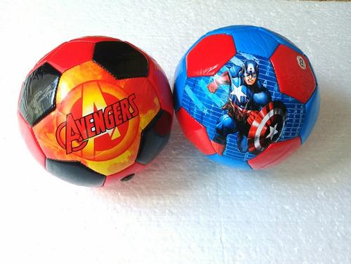 Pelota Mini Futbol Simil Cuero N 2 Para Niños