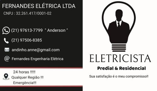 Eletricista 24 Horas!!!