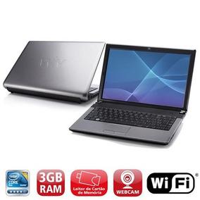 Notebook Barato 2core Intel 4gb Rapido Dvd Wifi Jogos Cad3d