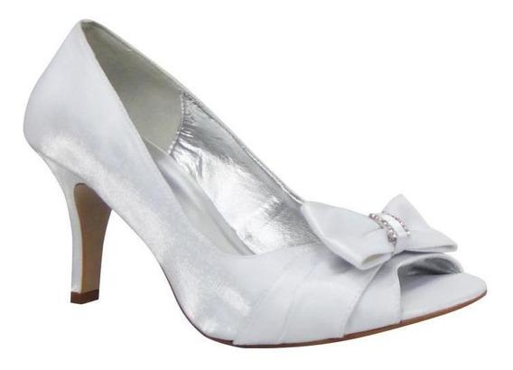 Peep Toe Alex Shoes By Marina Sábio 300/2500