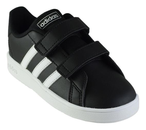 Zapatillas adidas Grand Court I Bebes Cbl/ftw