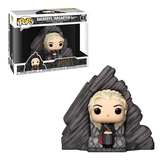 Funko Pop Games Of Thrones - Daenerys Thron 63