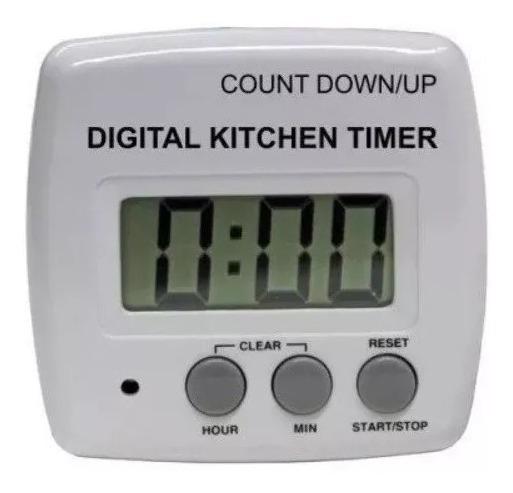 Timer Digital De Cocina Memoria Oferta !!