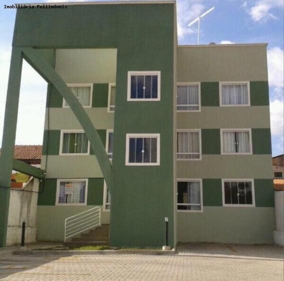 Apartamento Para Venda Em Araucária, Capela Velha, 2 Dormitórios, 1 Banheiro, 1 Vaga - Ap 0567_2-1060010