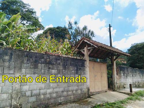 Chácara Montada - Região De Parelheiros/barragem