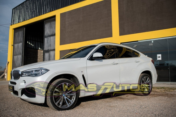 Bmw X6 - M Package - 2017 - 34.800 Kms