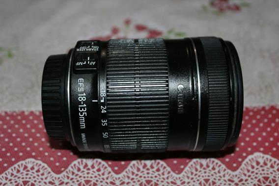 Lente Canon 18-135mm Is Frete Grátis
