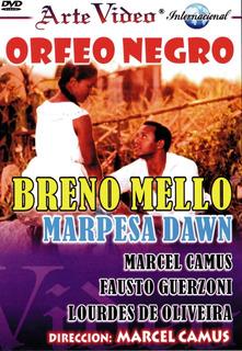 Orfeo Negro - Breno Mello, Marpesa Dawn - Marcel Camus