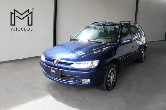 Peugeot 306 1.8 Azul 2000