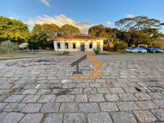 Sítio À Venda, 32000 M² Por R$ 3.200.000,00 - Jardim Nossa Senhora Das Graças - Itatiba/sp - Si0005