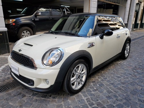 Mini Cooper S 1.6 2013 Impecable!