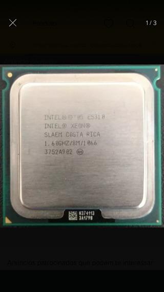 Processador Intel Xeon E5310 1.60ghz/8m1066