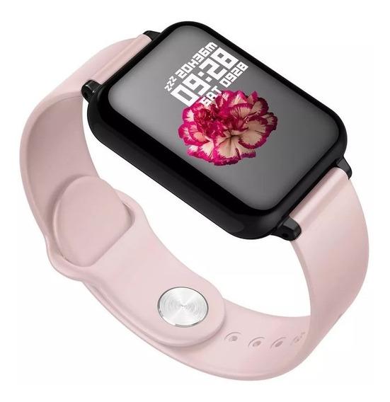 Reloj Inteligente Bluetooth Deportivo Impermeable