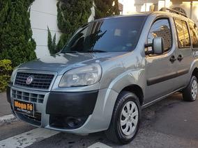 Fiat Doblo 1.8 16v Essence Flex 5p Completo 2013
