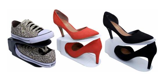 Kit 5 Organizadores De Sapatos, + Brinde!
