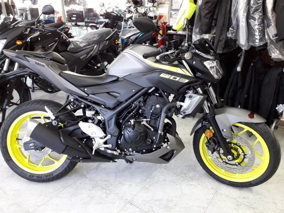New 2019 Yamaha Mt-03