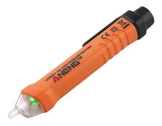 Ac 12-1000v Não - Contato Poder Detetor Caneta Tensão Testad