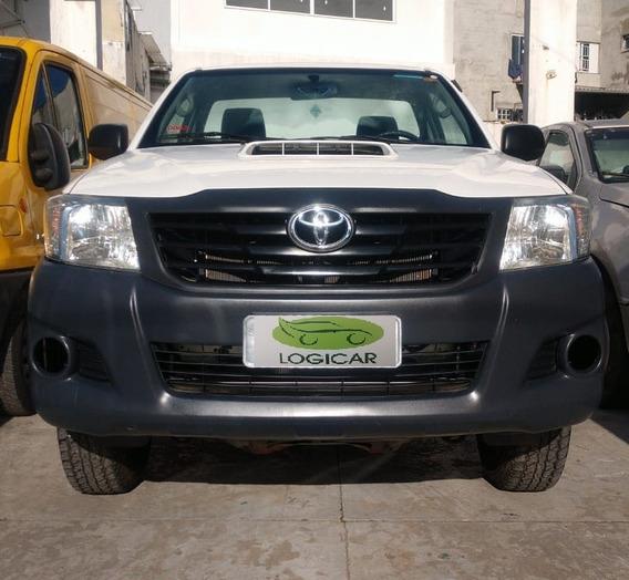 Toyota Hilux Cs 4x4 Diesel 2015