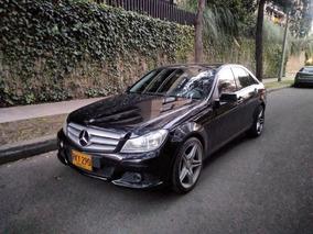 Mercedes Benz C180 Cgi En Excelente Estado 2012