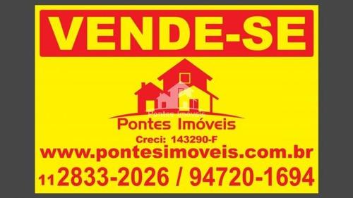Terreno 11x28 M² Para Venda No Bairro Baeta Neves Em São Bernardo Do Campo - Sp - Ter029
