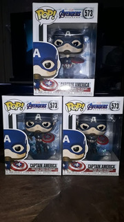 Funko Pop Captain America #573