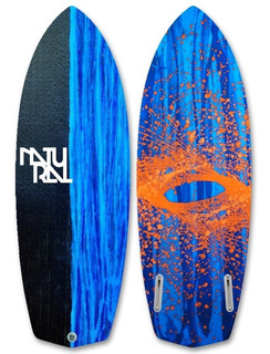 Wakeboard / Wakesurf - Full Carbono - Epoxy - Calidad