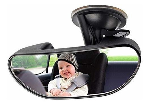 Espejo Para Bebe Para Automovil, Espejo Retrovisor Ges Espej