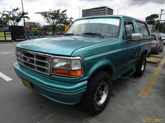 Ford Bronco Lt