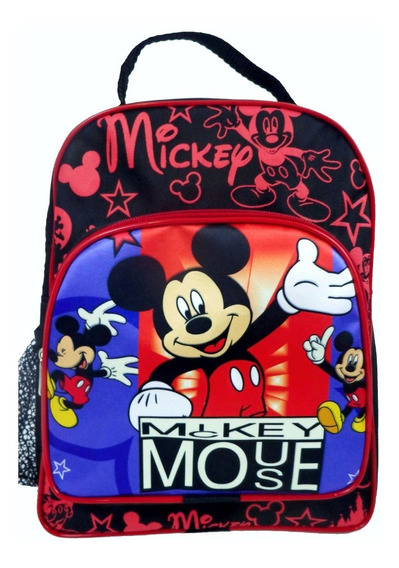 Mochila Pequena Sem Rodinha Mickey
