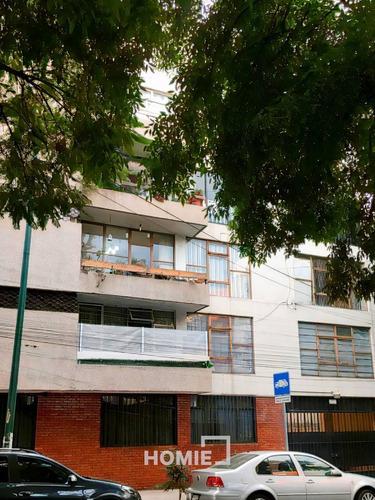 Imagen 1 de 12 de Hermoso Departamento En La Colonia Escandon, 66449