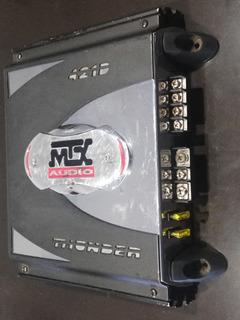 Planta Mtx Thunder 421d Monoblock 420watt Nunca Reparada