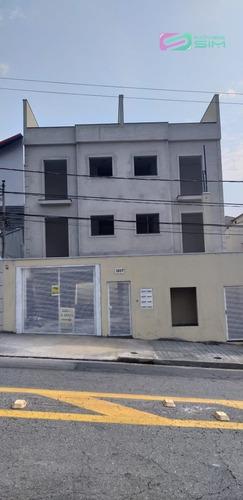Imagem 1 de 2 de Apartamento S/ Condomínio Em Parque Oratorio - Santo André - 4769