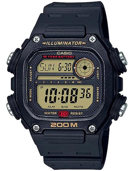 Relógio Casio Masculino Standard Dw-291h-9avdf