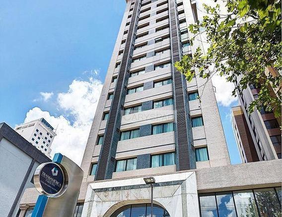 Flat Com 1 Dormitório, 1 Vaga E 30m² Para Venda Na Chácara Santo Antonio - Fl2031