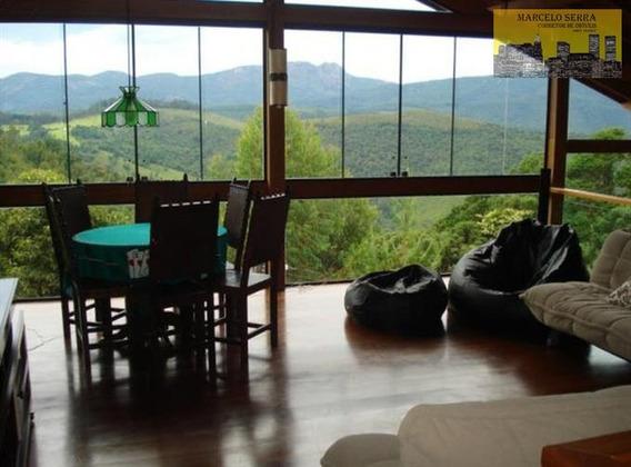 Casas À Venda Em Monte Verde/mg - Compre A Sua Casa Aqui! - 1379262