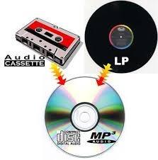 Traspaso Betamax,vhs,vhs-c,hi8, Minidv A Dvd Y Vinilos A Cd