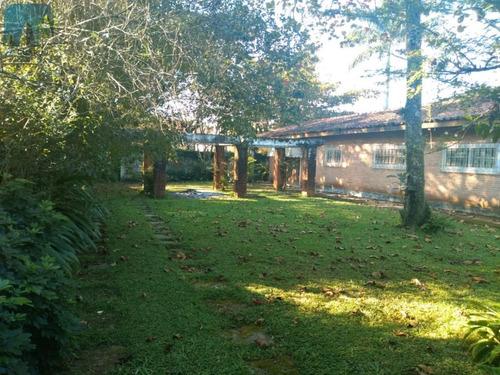 Casa A Venda No Bairro Jardim Virgínia Em Guarujá - Sp.  - 819-1