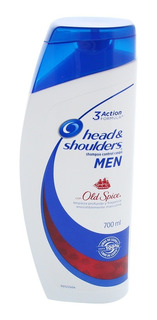 Shampoo Head & Shoulders Old Spice 700 Ml
