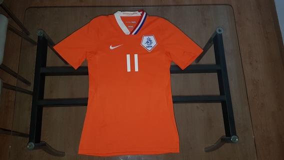 Camiseta Holanda De Juego 2008