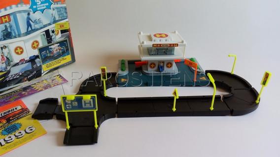 Matchbox Action System Hospital 1995 Completo Raro