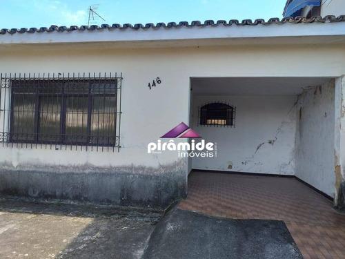 Imagem 1 de 15 de Casa À Venda, 80 M² Por R$ 350.000,00 - Bosque Dos Eucaliptos - São José Dos Campos/sp - Ca1823