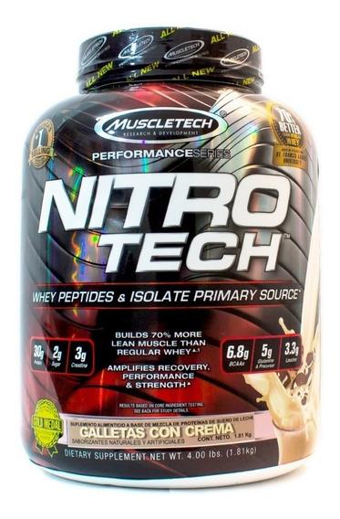 Proteina Muscletech Nitrotech Performance Series 4 Libras
