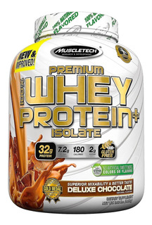 100% Whey Protein Premium Isolate 3lbs - Muscletech