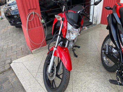 Imagem 1 de 8 de Honda Cg-160 Fan