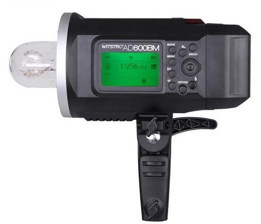 Flash A Bateria Ad600bm Witstro Tocha Greika Godox 1/8000s