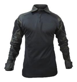 Combo Duas Camisa Combat Shirt Farda Policia Air Soft
