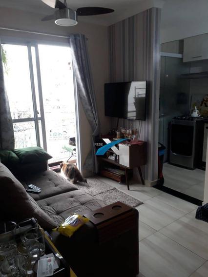 Apartamento Para Venda No Condomínio Único Suzano - Ap4974